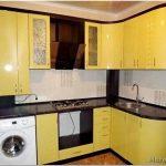 Дизайн кухни 8 кв.м — гениальная простота