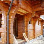 Деревянные дома под ключ. преимущества строительства