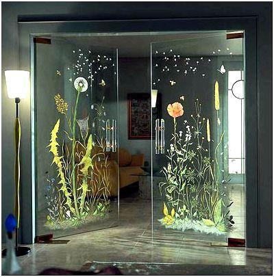 Фото 5 - Пример фотопечати, которой может быть оформлено ПВХ-окно