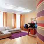 Потолочные обои и обои для стен под покраску – выбираем материал, цвет, клей