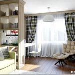 Новые идеи в оформлении интерьера маленькой квартиры