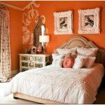 Персиковый цвет в интерьере спальни: стильно и «вкусно»;