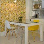 Дизайн квартиры студии 45 кв.м в копакабане