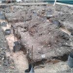 Ленточный фундамент для бани – как рассчитать и построить?