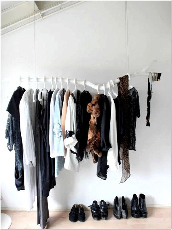 вешалка для одежды своими руками-3