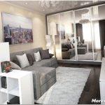 Однокомнатная квартира с нишей: особенности оформления интерьера