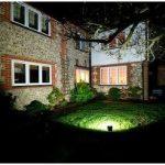 Светодиодное уличное освещение – эффективное освещение двора