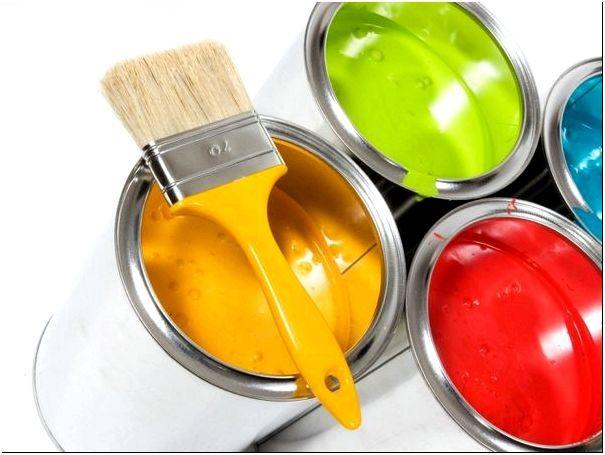 Выбираем чем покрасить: краска для обоев бумажных