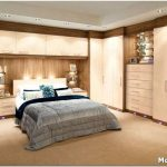 Дизайн спальни с гардеробной — 30 фото готовых проектов