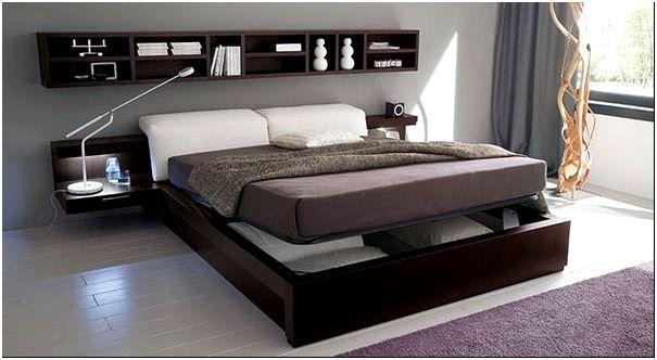Фото 3 - Деревянная кровать Дилайт с подъемным механизмом, производство Украина