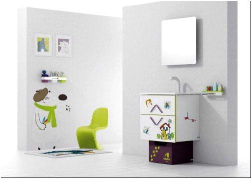 детская ванная комната Соня