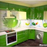 Пластиковые фасады в дизайне кухни: выбираем стиль и смотрим на детали
