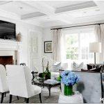 Дизайн гостиной с двумя окнами: особенности и правила оформления