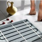 Теплый пол в ванной комнате – принимаем водные процедуры в идеальных условиях!