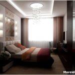 Как влияет прямоугольная форма спальни на выбор дизайна?