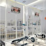 Дизайн-проект трехкомнатной квартиры со спальней на терассе