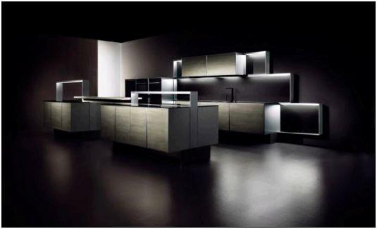 Модульные кухни Porsche