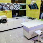 Дизайн кухни с барной стойкой: комбинация удобства и привлекательности