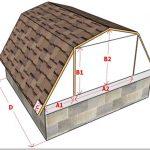 Монтаж стропильной системы крыши