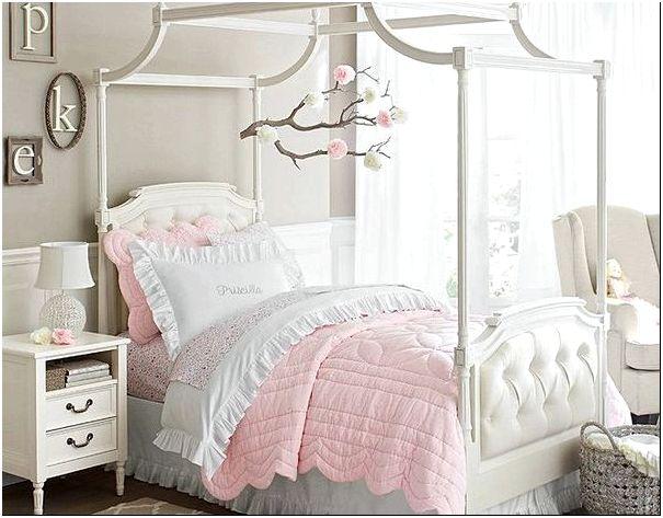 Фото 4 - Кровать для повзрослевшей принцессы