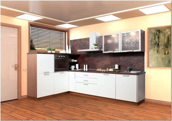 Кухни МДФ в Железнодорожном от компании Мебель Фаворит, кухни Трио