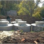 Биологическая очистка канализационных стоков в частном доме