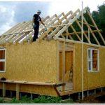 Каркасная баня: каркасное строительство своими руками бани на даче и загородном участке
