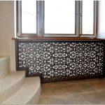Защитные и декоративные решетки на радиаторы отопления