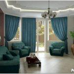 Дизайн гостиной с эркером: превращаем свободное пространство в функциональную территорию