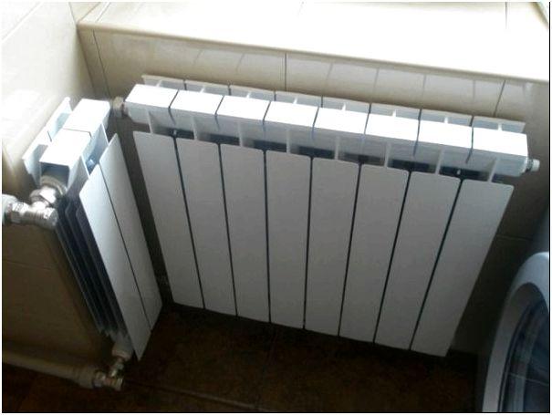 Как рассчитать размер радиаторов отопления для дома?