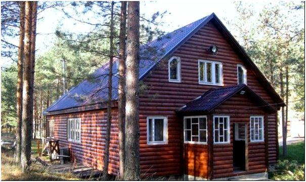 Фото 2 - Двухэтажный каркасный дом