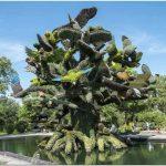 Озеленение и благоустройство территорий: общественные места