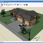 Легкий путь создания трехмерного дизайна вместе с google sketchup