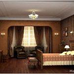 Особенности оформления спальни в английском стиле