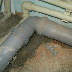 Диаметр канализационной трубы для унитаза, раковины, ванны, стока.