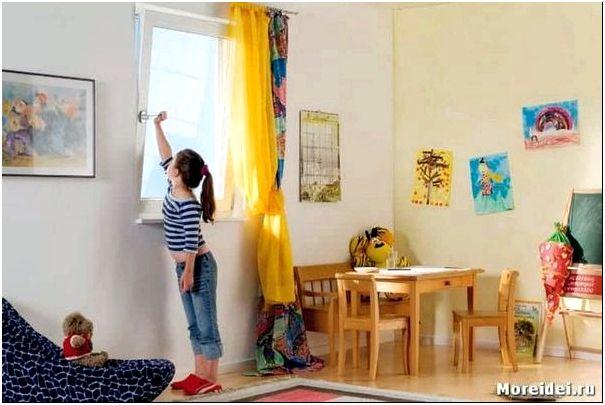 Безопасность ребёнка в доме