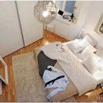 40 Идей, которые помогут увеличить маленькие спальни