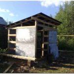 Плоский шифер для фасада – прочный каркас для утеплителя