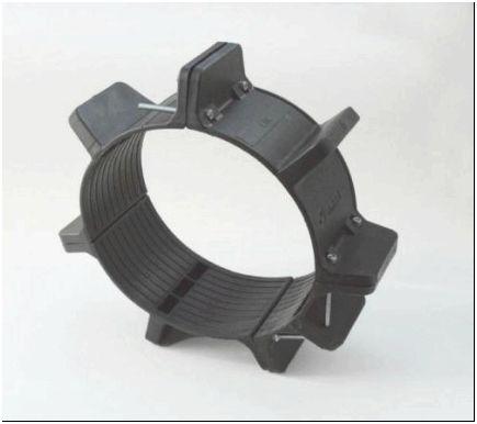 Пластиковое опорное кольцо
