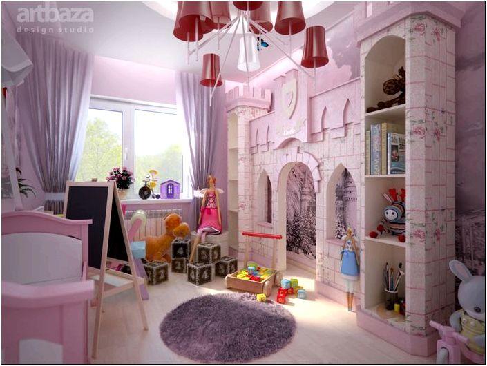 Дизайнерские идеи комнаты для девочек-тинейджеров. Как оборудовать ...