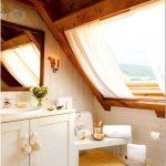 Мансарда с балконом – кабинет, кухня, ванная, детская или гостиная?