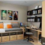 Современные идеи дизайна для комнаты для подростка