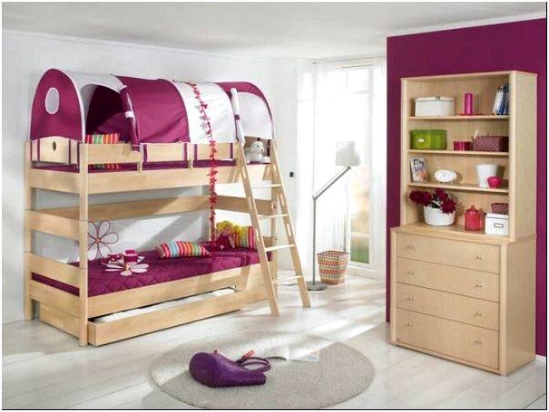 Фото 9 - Двухъярусная детская кровать от Paidi