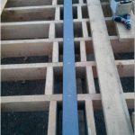 Как самостоятельно сделать перекрытие по деревянным балкам в доме. инструкция с фото