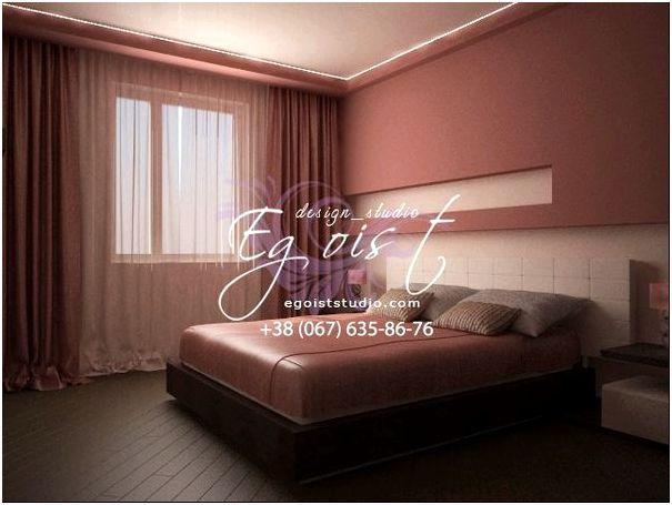 Романтичная и расслабляющая спальня