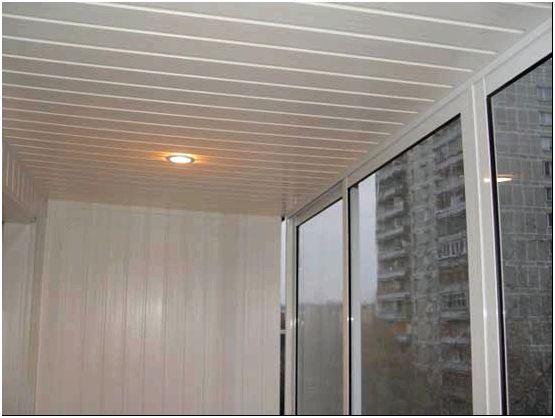 Потолок из сайдинга – практические советы для простоты монтажа