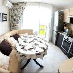 Как расставить мебели в дизайне кухни 14 кв. м?
