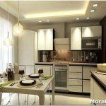 Дизайн кухни в квартире 15 фото: традиционные и модные решения