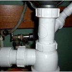 Подключение стиральной машины к канализации – быстро и без затруднений!