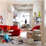 Дизайн гостиной с детской — как решить проблему одной комнаты?